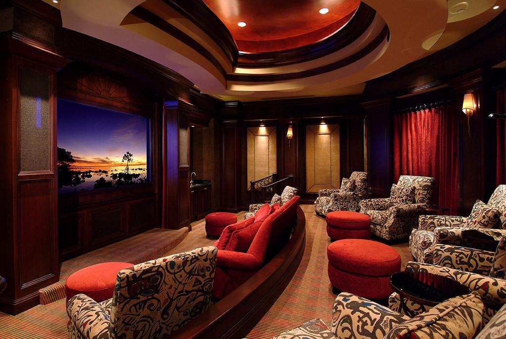 In-door theater
