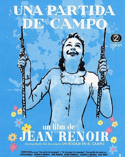 Una partida de campo (1936, Jean Renoir)