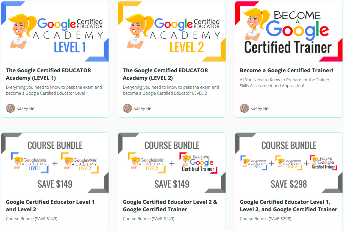 Get Google Certified With Shakeuplearning Teacher Tech