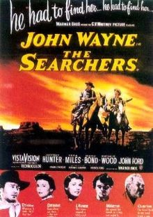 Billedresultat for john ford the searchers