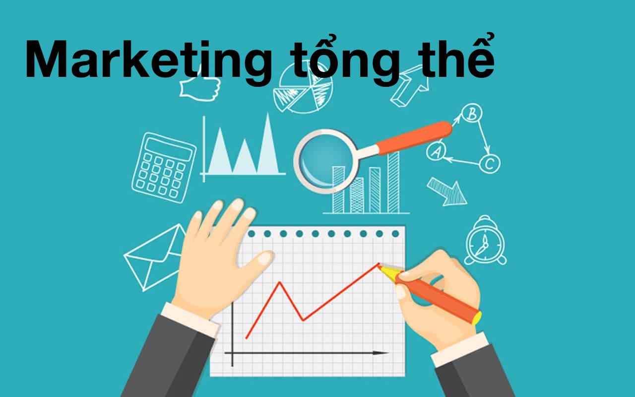 Quy trình marketing tổng thể chuyên nghiệp mang lại hiệu quả cao