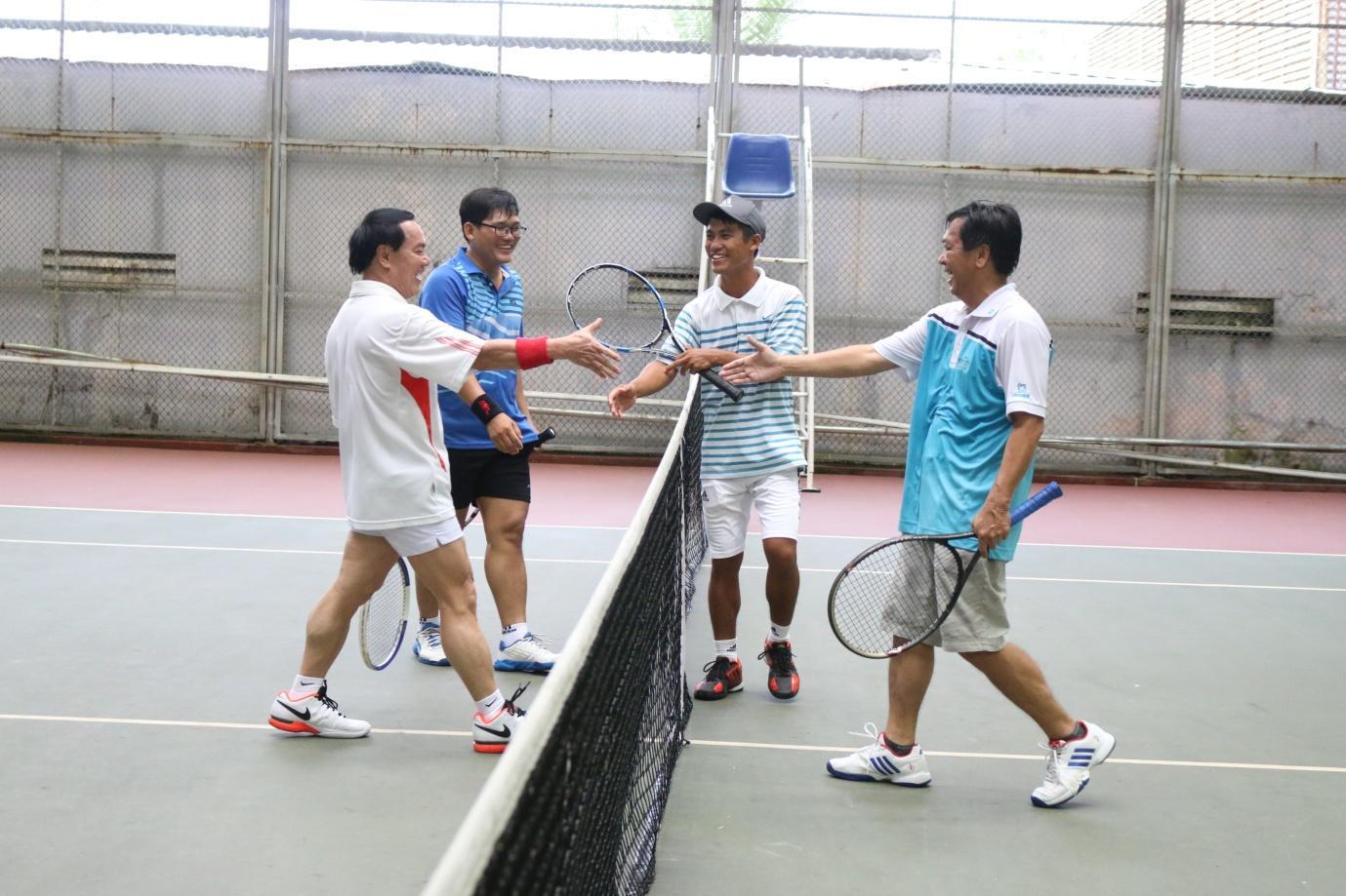 Description: 3. Thể thao và sự hợp tác bền chặt của hai đơn vị.JPG