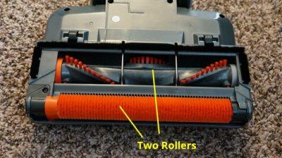 Shark Duoclean brush roller system