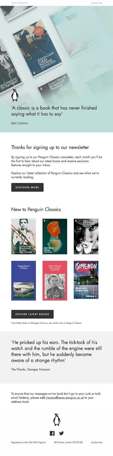 Penguin Classics example