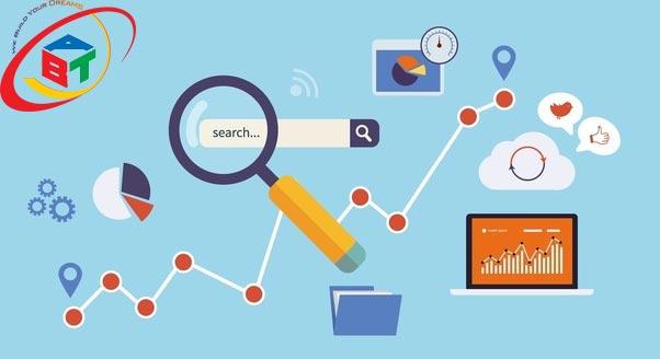 hình thức marketing onlineMarketing Online trên Google