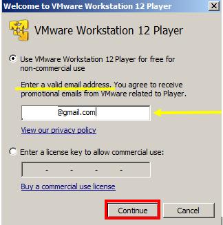 C1L5: Adding the VM to VMWare Workstation Player - InfoSec