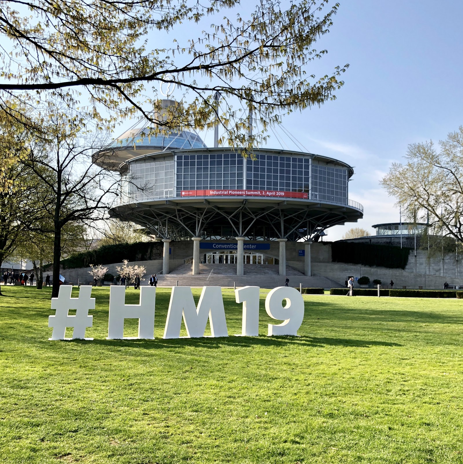 Hannover Messe 2019.