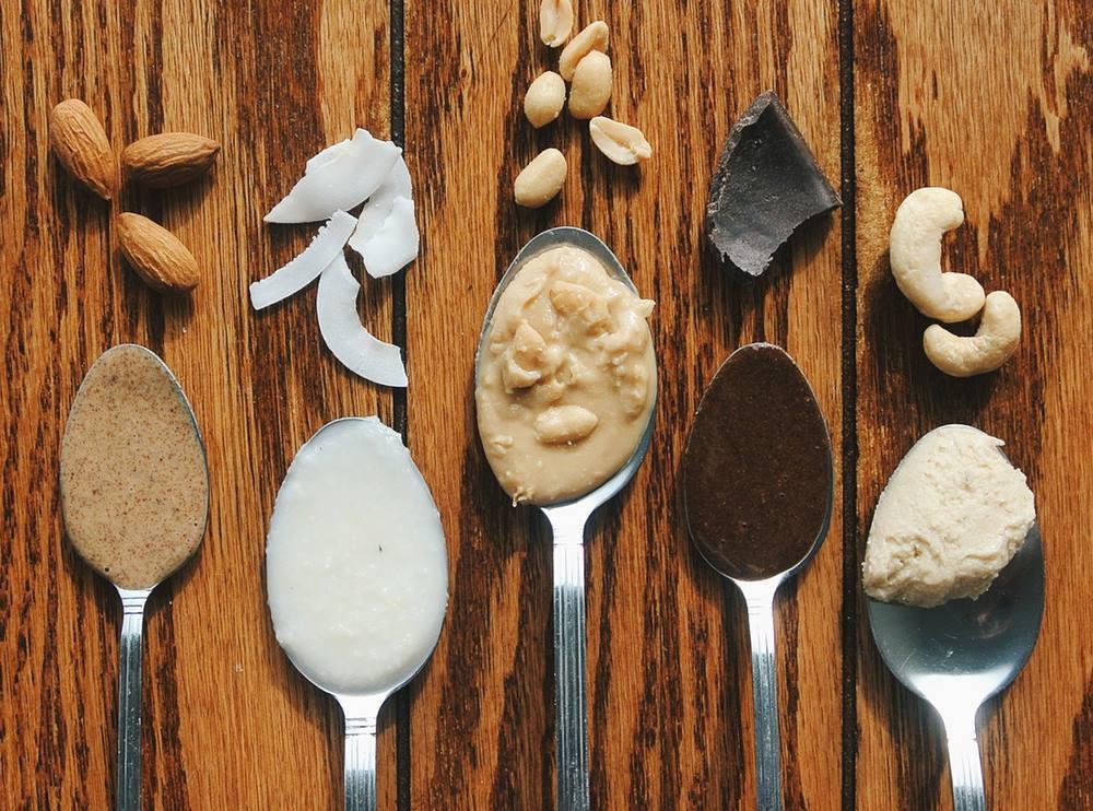 Avec 3 P'tits Pois, rendez le vrac plus gourmand : pâtes à tartiner, purées d'oléagineux...