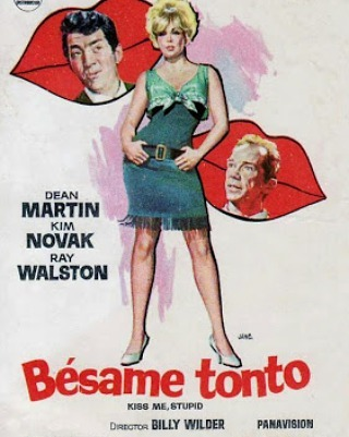 Bésame, tonto (1964, Billy Wilder)