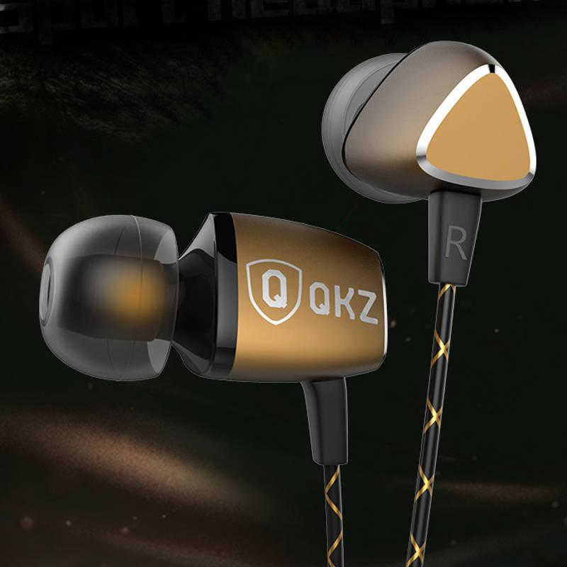 Casti QKZ X36M - descrierea produsului 01
