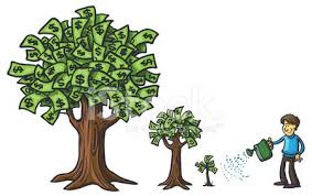Image result for money growing on trees