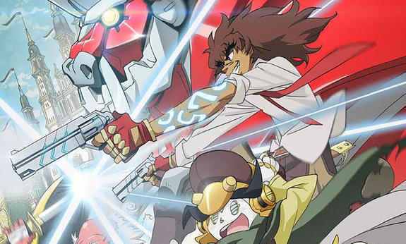 Image result for cannon busters netflix