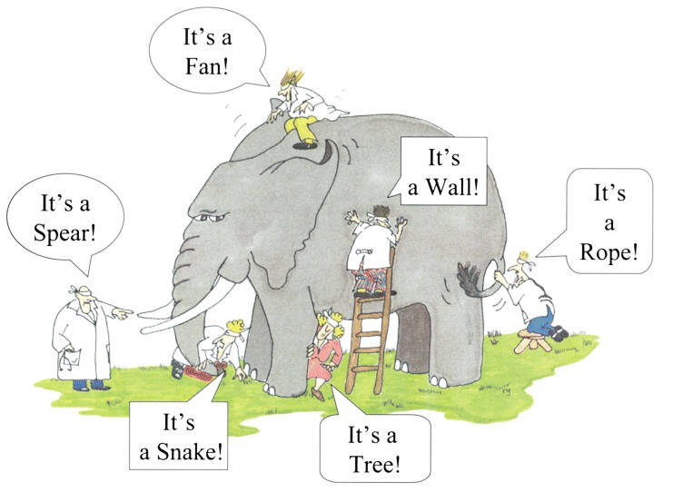 Personalized Learning is the Elephant