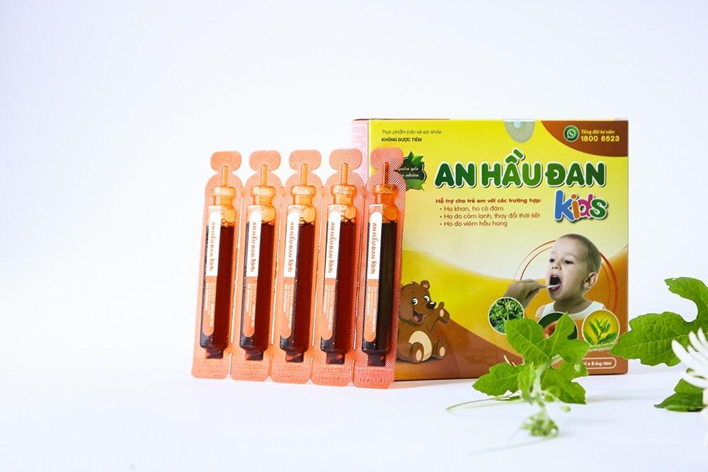 An Hầu Đan-hạn chế kháng sinh trong khắc phục viêm VA, amidan ở trẻ nhỏ - Ảnh 2