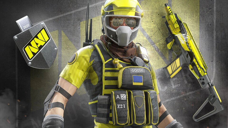 Na'Vi will be hoping to improve its Rainbow Six Siege results in 2021, with the stellar signings