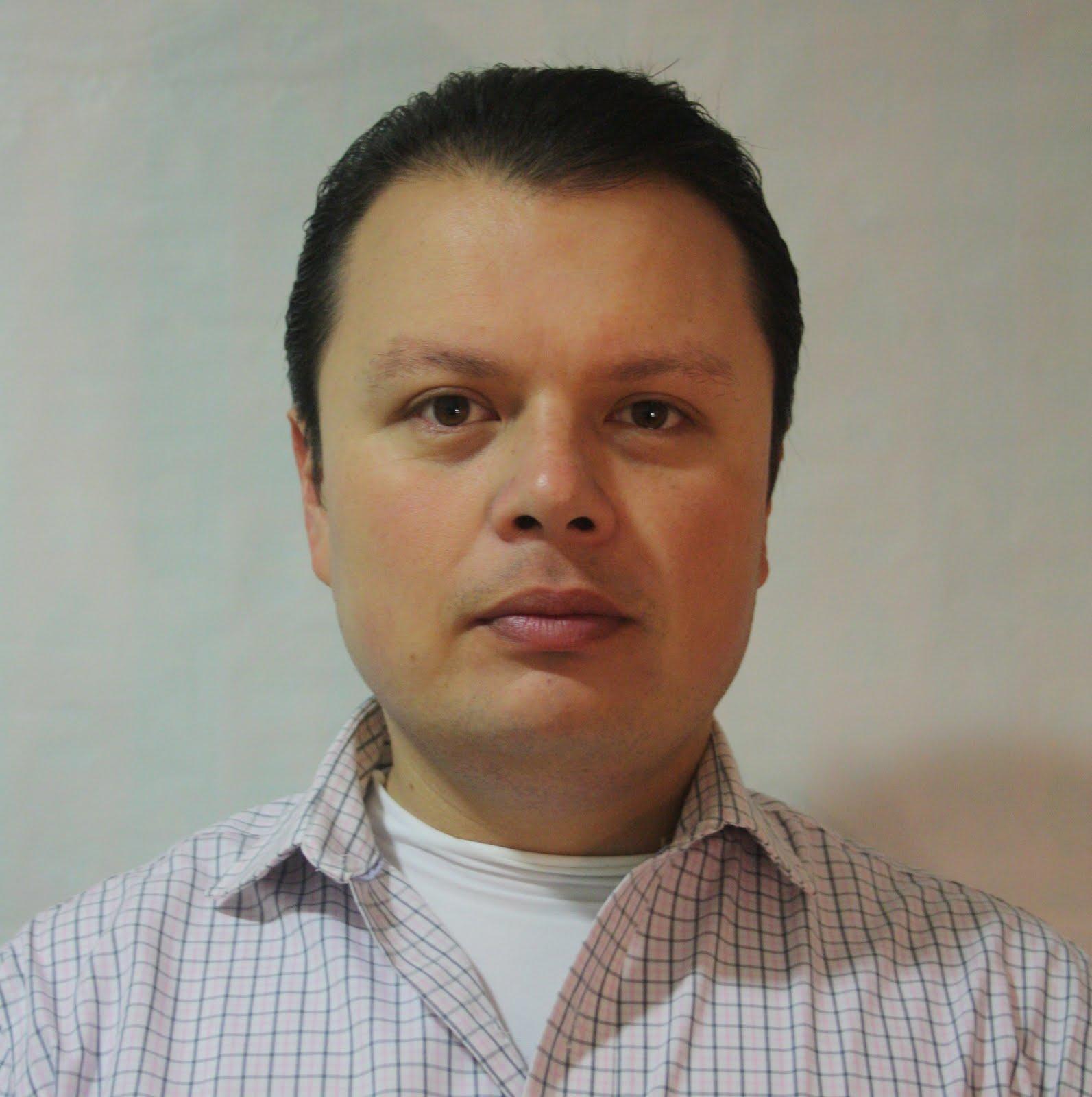 Juan José Gómez Díaz, Dr. en Ciencia de Alimentos e Investigador.