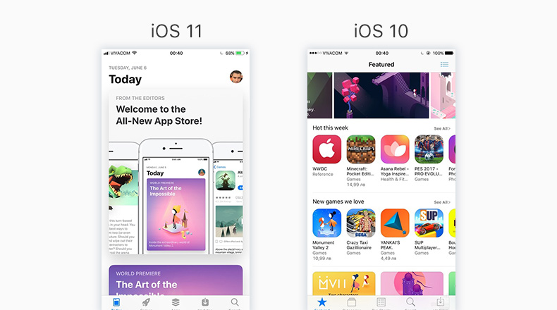iOS 11 vs. iOS 10: What advantages will iOS 11 bring to the table?11
