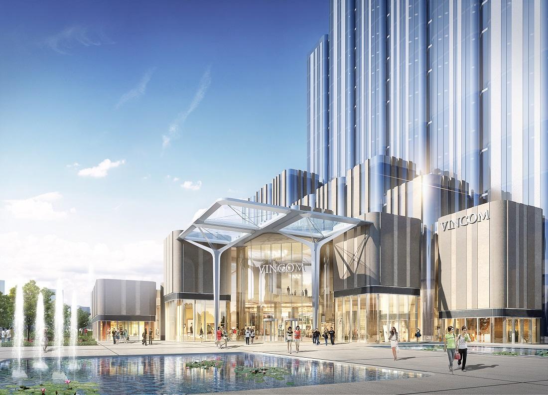 Trung tâm thương mại quận Bình Thạnh - Vincom Center Landmark 81