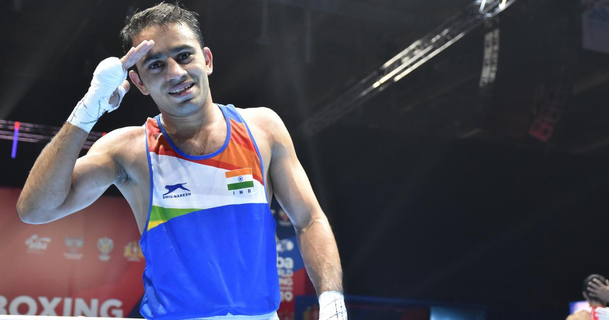 Amit Panghal set to make Olympics debut