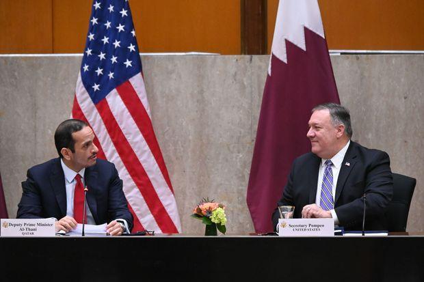 U.S.-Qatar Summit Provides Chance to Address Regional Spat - WSJ