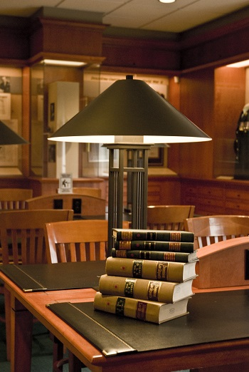 Brian Dickson Law Library on uOttawa campus