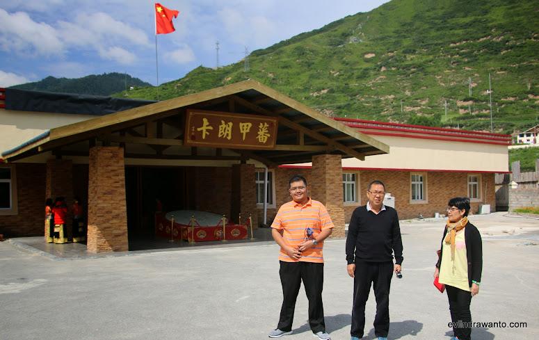 rumah teh tibet