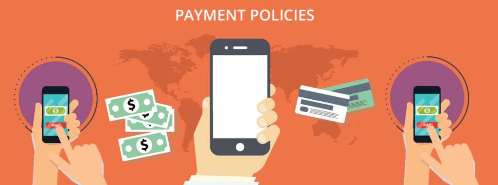 политика оплаты