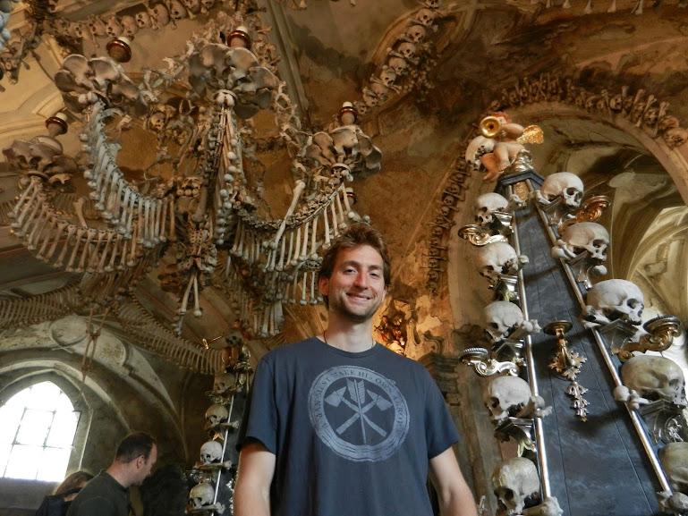 Sedlec Ossuary, Bone Chapel