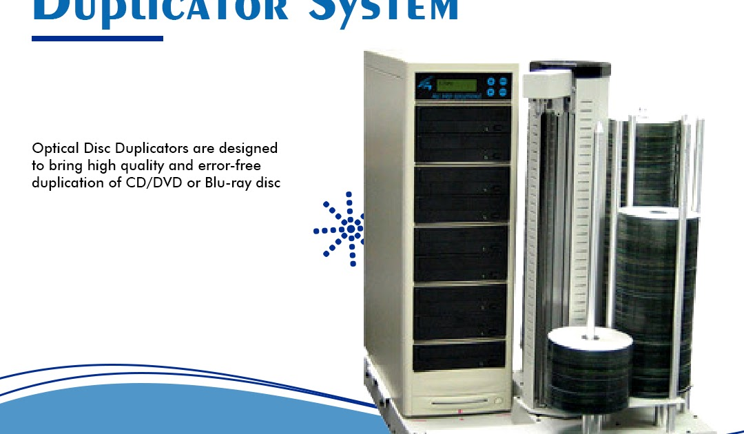 What all you need to know about the best CD DVD Blu-Ray Duplicators
