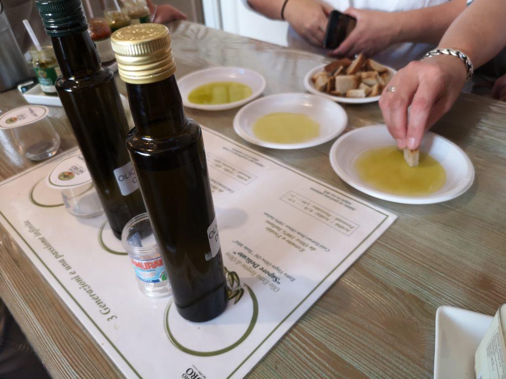 van olijf tot olijfolie of hazelnootpasta