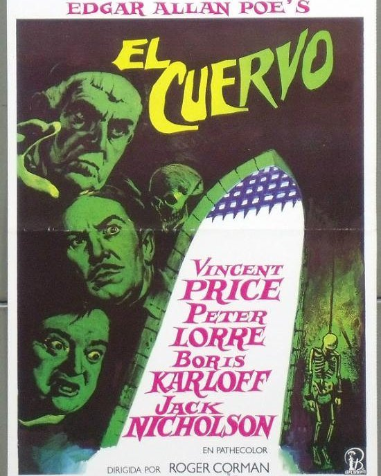 El cuervo (1963, Roger Corman)