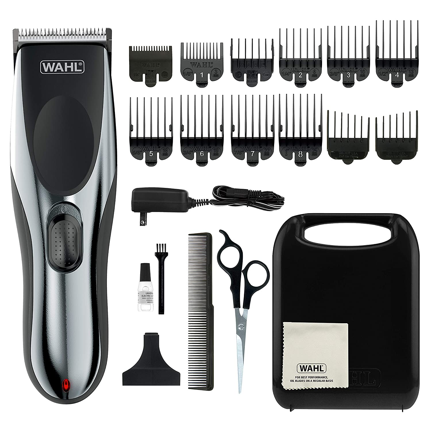 WAHL Model 79434 Cordless Haircutting & Trimming Kit