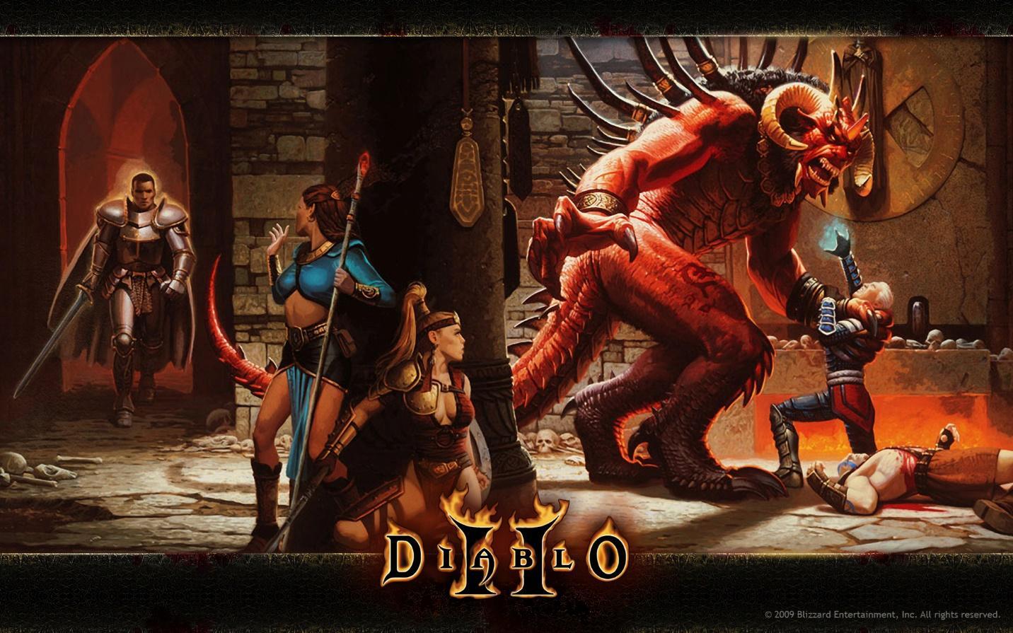 Blizzard Entertainment:Diablo 2