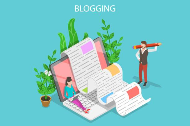 Blogging is important for professional content writers.