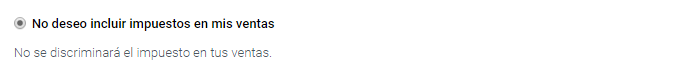 configuracion-impuestos-noincluir