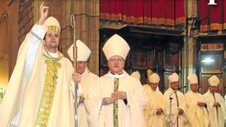 Resultado de imagen de ordenacio bisbe novell