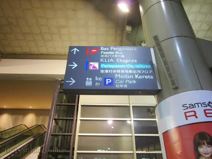 Fastest Way to Go to KLIA from Kuala Lumpur - KLIA Ekspres