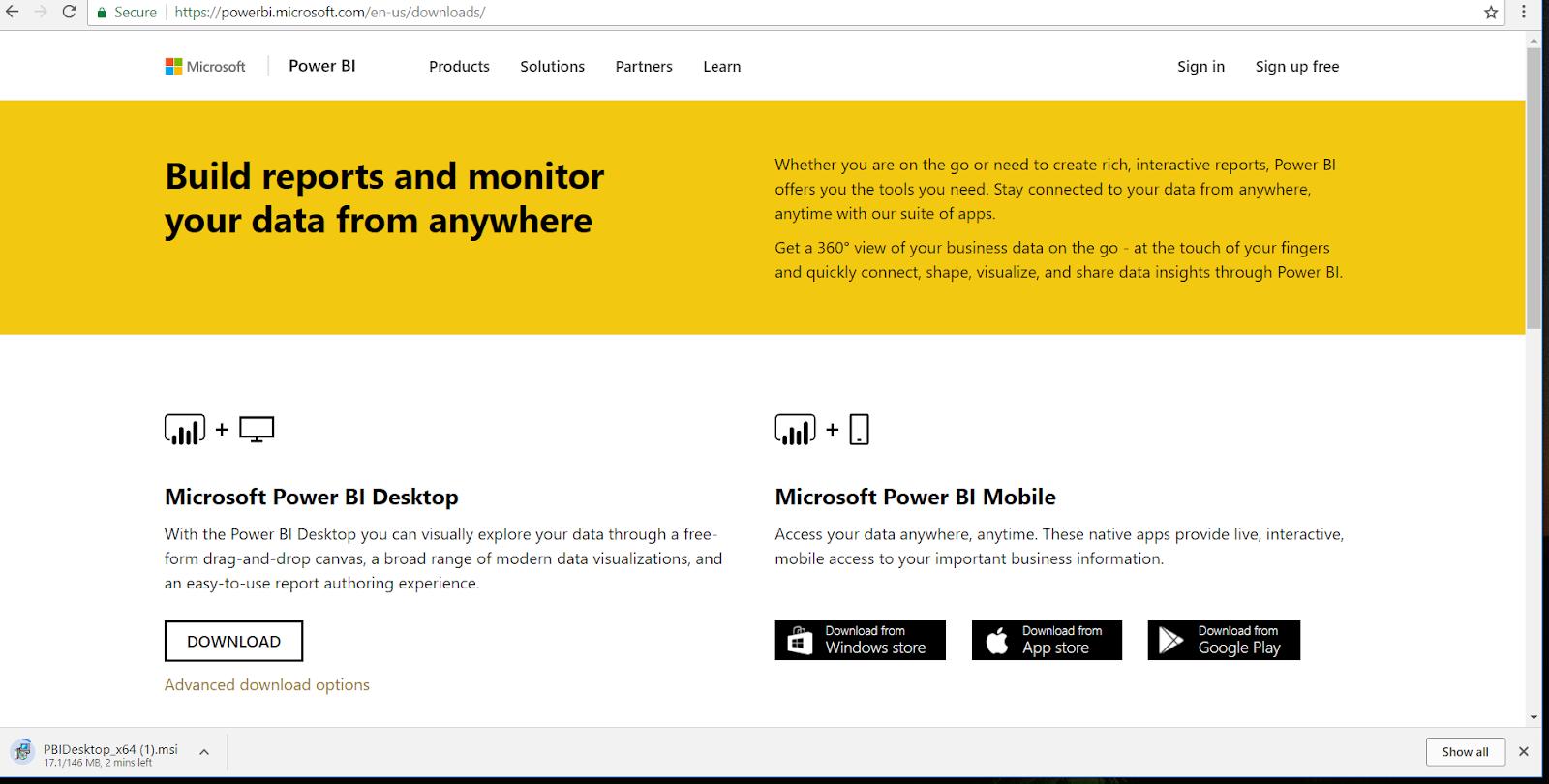 Microsoft Power BI Installation & Pricing 29