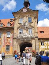 bamberg, Brückenhaus