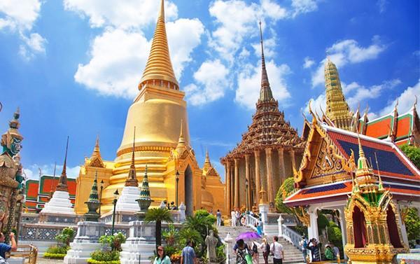 Thái Lan xứ sở của chùa Vàng