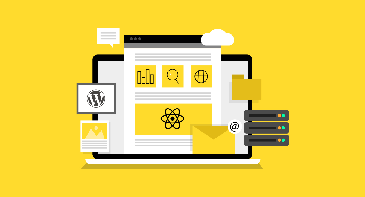WordPress with React
