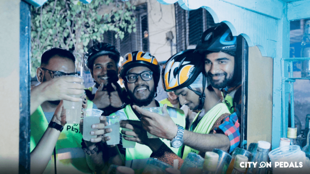Amritsar Street Food Bicycle Tour - City on Pedals - My Experience