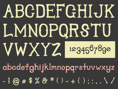 Clumsy Font Free