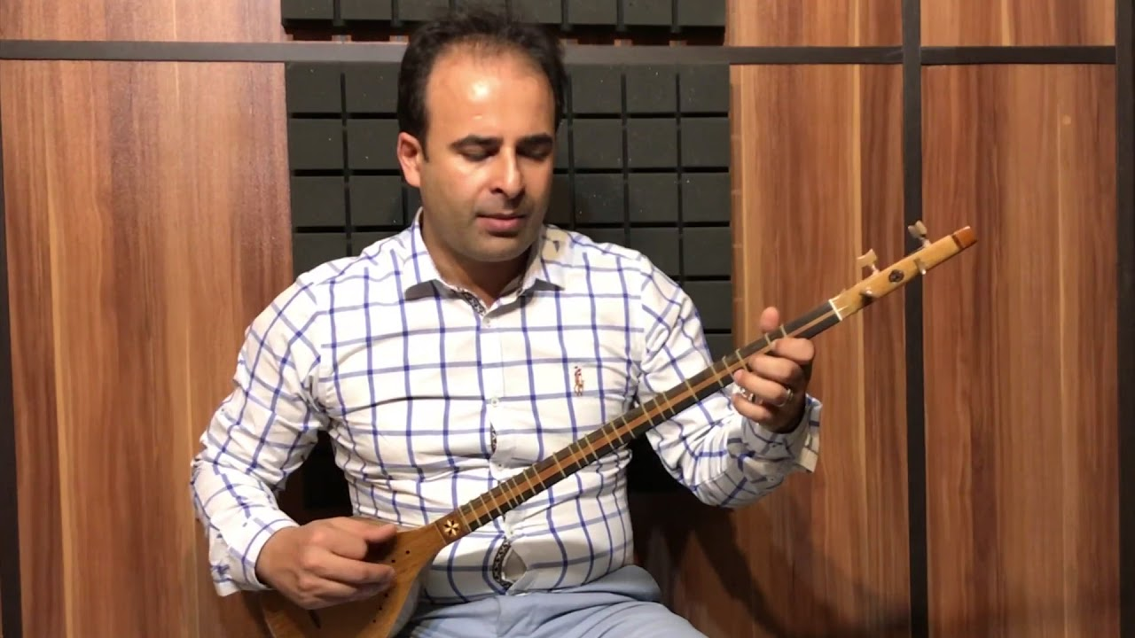 فیلم آموزش کاروان ابوالحسن صبا دشتی لا نیما فریدونی سهتار