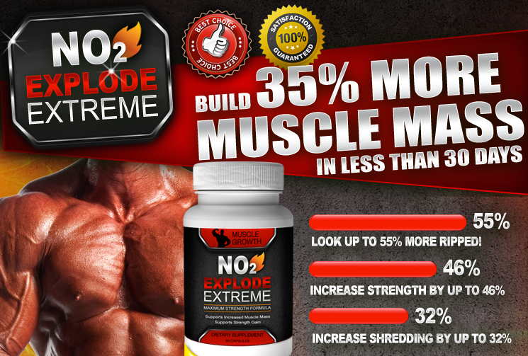NO2 Surge Review – Build Rock Hard Muscle And Burn Body ...