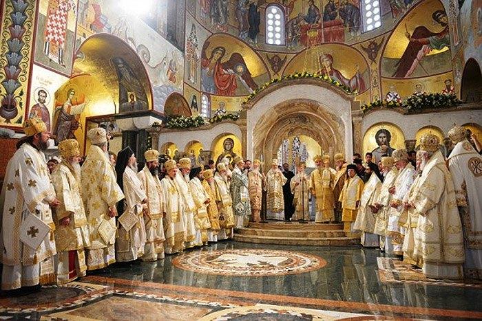 Всеправославный собор на Крите, 2016