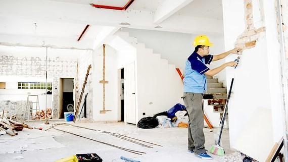 Kết quả hình ảnh cho sơn sửa nhà
