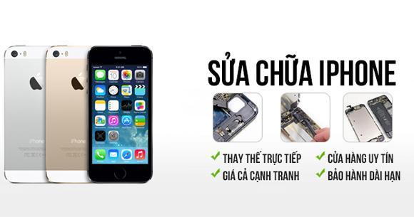 Thay linh phu kien dien thoai Iphone