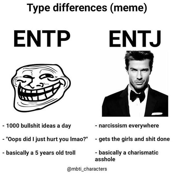 ENTP Memes (List)