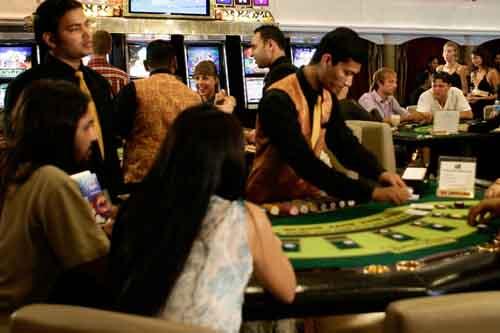 Deltin Jaqk- Casino in Goa